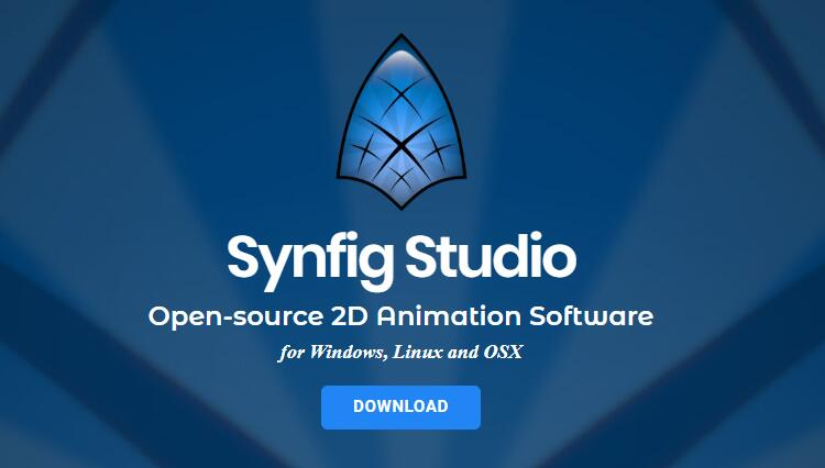 Open Source Animation Software 1 Synfig Studio
