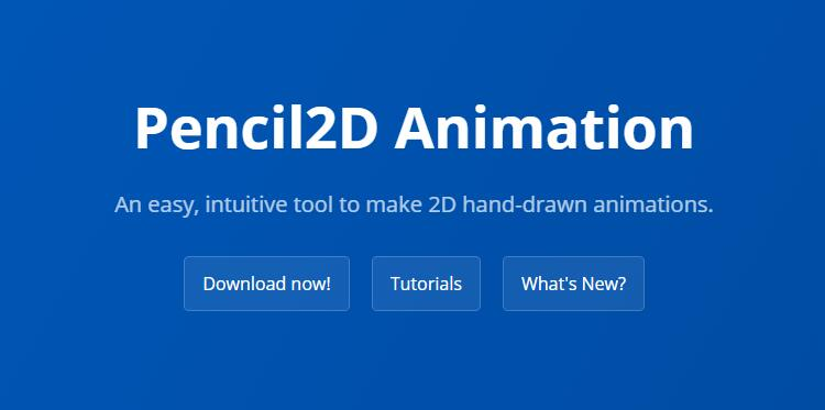 Open Source Animation Software 2 Pencil 2D Animation
