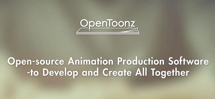 Open Source Animation Software 3 OpenToonz