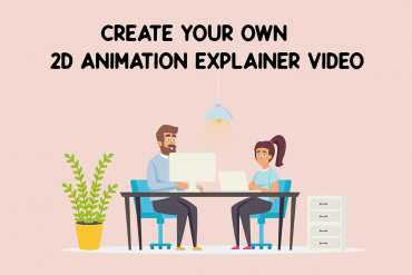 Create Your Own 2D Animation Explainer Video For Free