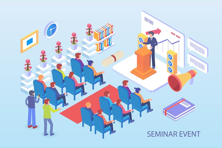 Top Animated Product Explainer Video Ideas - Conferences and Presentations
