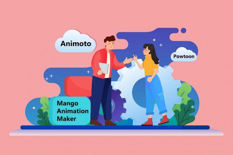 Animoto Alternative Software Animoto vs Powtoon vs Mango Animation Maker