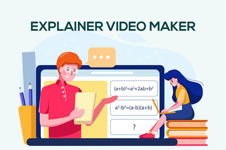 Explainer Video Maker for Educational Videos