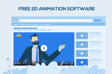 Free 2D Animation Software