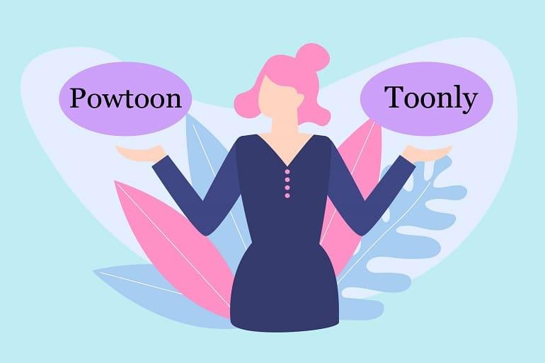 Powtoon Alternative Powtoon vs Toonly vs More Similar Software Comparison