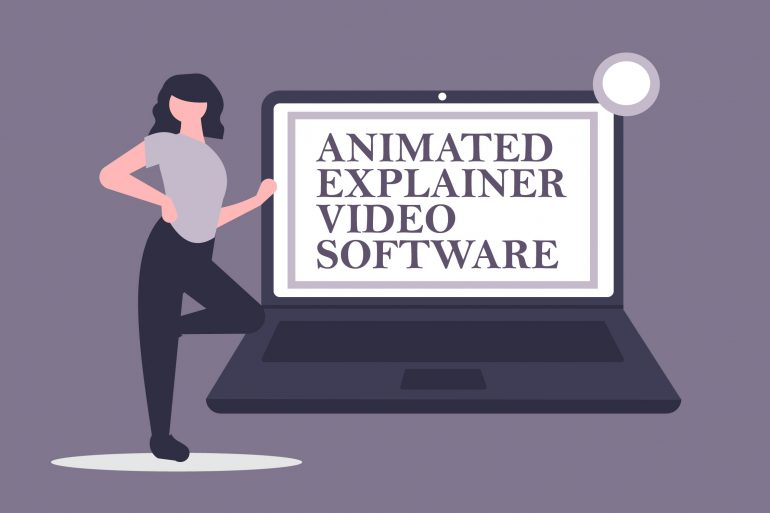 Animated Explainer Video Software