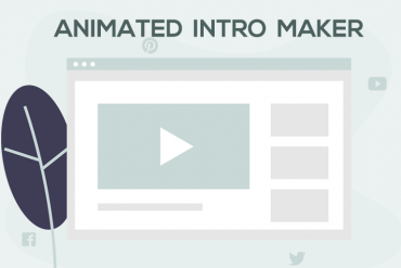 Powerful Animated Intro Maker