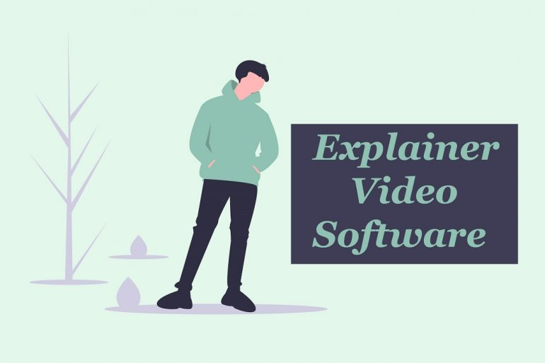 Create Professional Animated Explainer Videos with Explainer Video Software