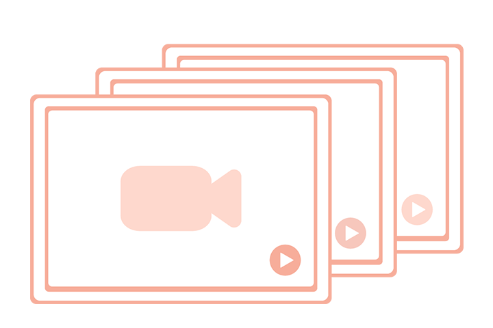 Export Unlimited High-quality Animation Videos