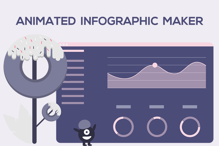 Simple Animated Infographic Maker Mango Animation Maker