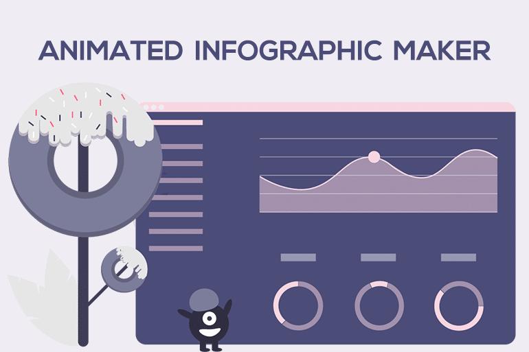 Simple Animated Infographic Maker Mango Animation Maker