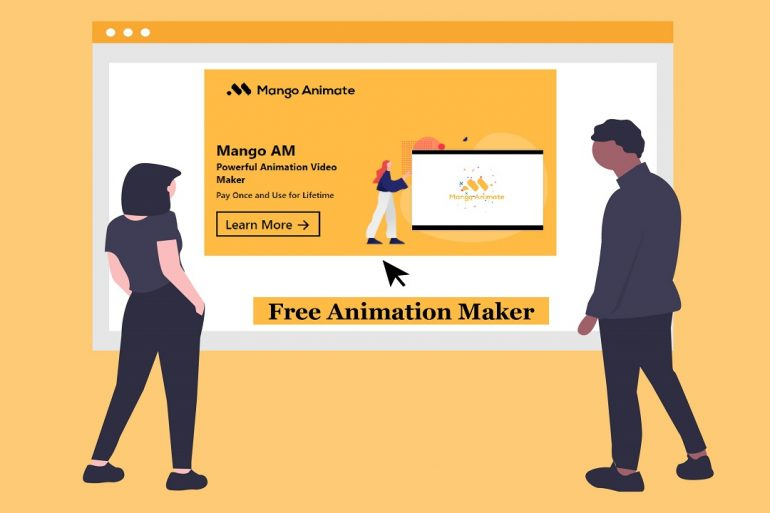 Free Animation Maker - Mango Animation Maker