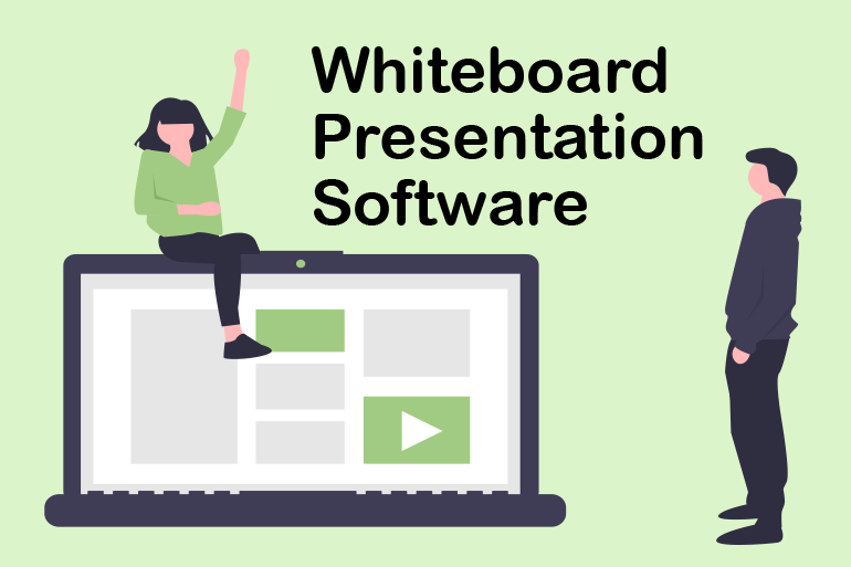 Make Corporate Meetings More Interesting with Whiteboard Presentation Software