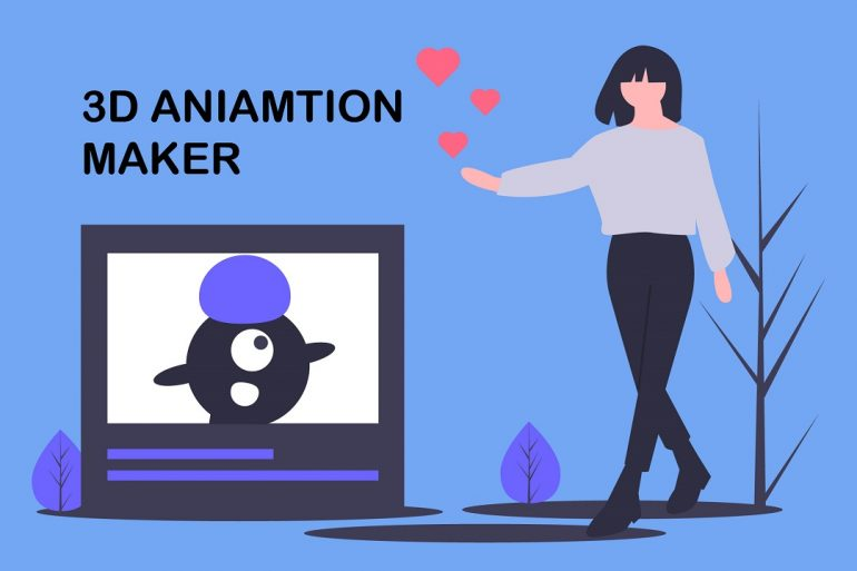 Make Online Lessons Come Alive With 3D Animation Maker