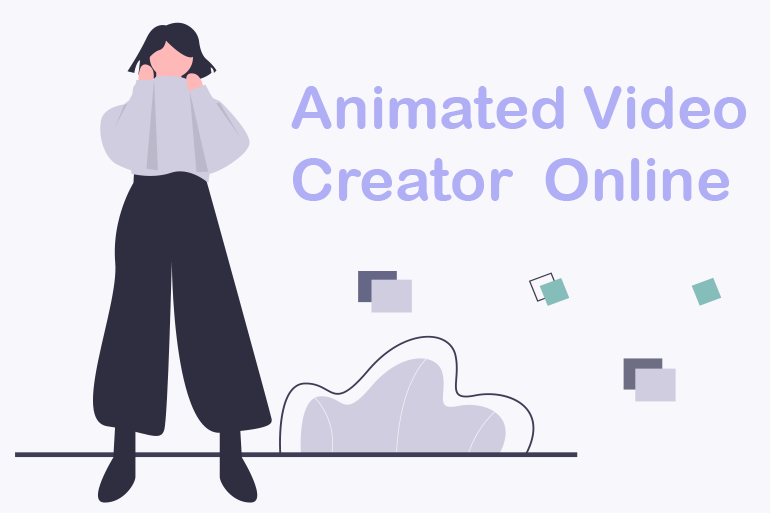 Powerful Animated Video Creator Online