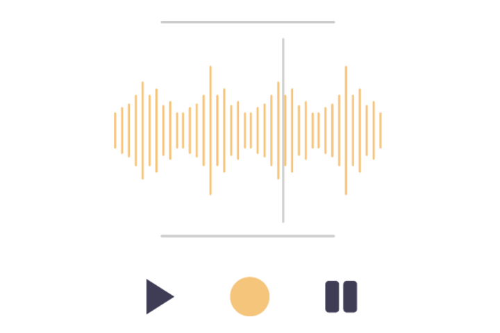 Record Voiceover with Animation Video Maker
