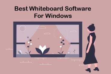 Best Whiteboard Software for Windows