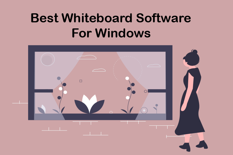 Best Whiteboard Software for Windows