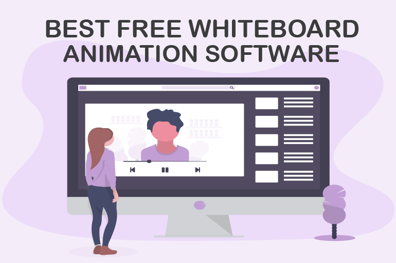 Create Engaging Distance Teaching Lessons with the Best Free Whiteboard Animation Software