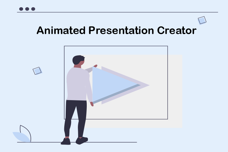 Professional Animated Presentation Creator