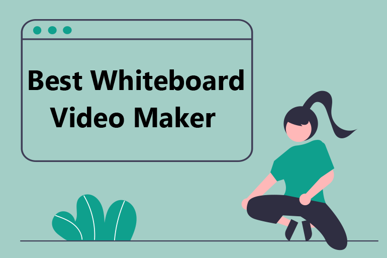 Promote Anything Easily with the Best Whiteboard Video Maker