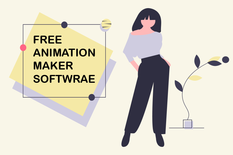 Reduce the Content Creation Costs with Free Animation Maker Software