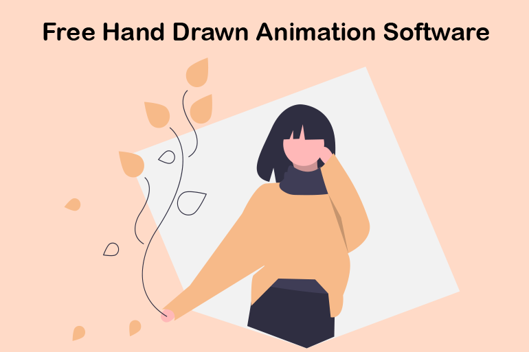 Remove Limits From Your Online Lessons With Free Hand-Drawn Animation Software