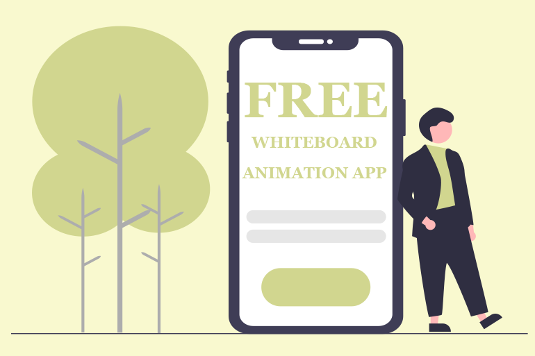Upgrade Your Advertising with our Free Whiteboard Animation App