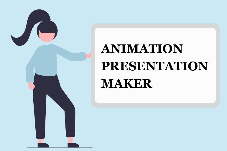Animation Presentation Maker Creates Professional Presentations