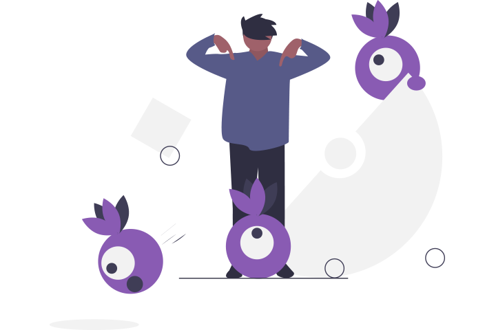 Entertaining Characters of Whiteboard Explainer Software