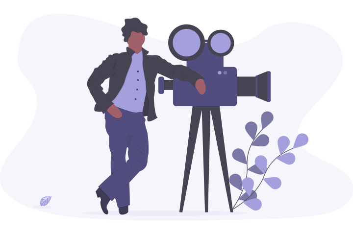 Free Animated Presentation Maker - Recording and Captions