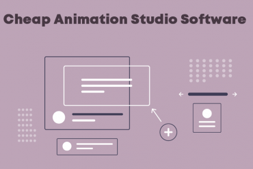 cheap animation studio software for everyone