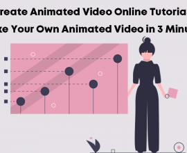 Create Animated Video Online Tutorial
