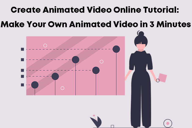 Create Animated Video Online Tutorial