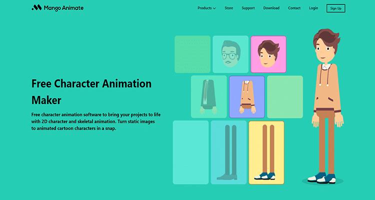 01 graphic characters download websites
