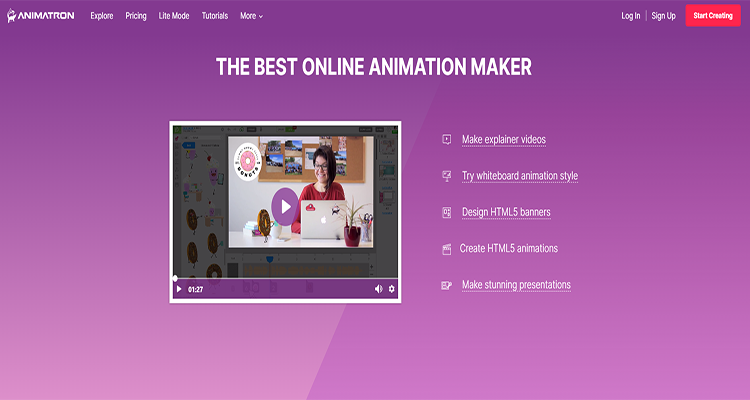Cartoon Creator Software Reviews Which Can Make Thrilling Cartoon Video Easily Mango Animation University