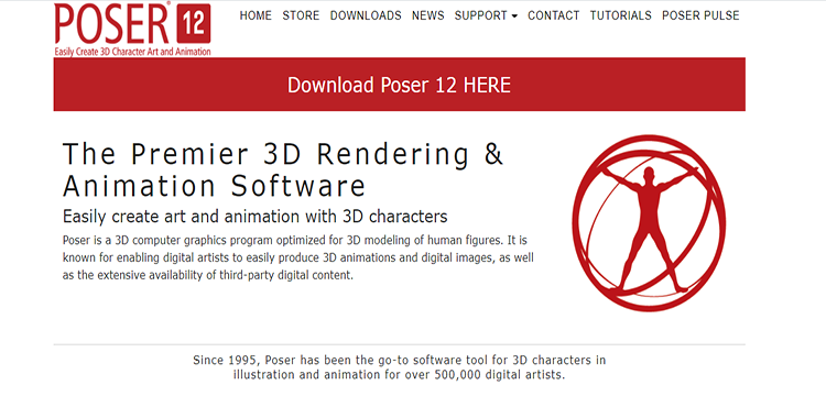 07 3d Character Poser