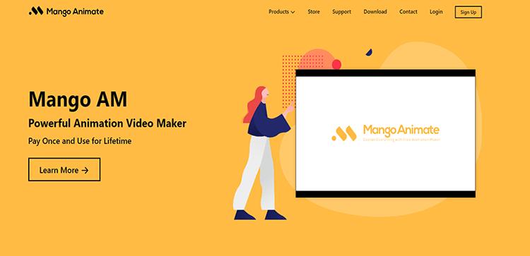 01 Mango Animate Animation Maker