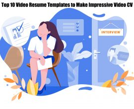 Top 10 Video Resume Templates