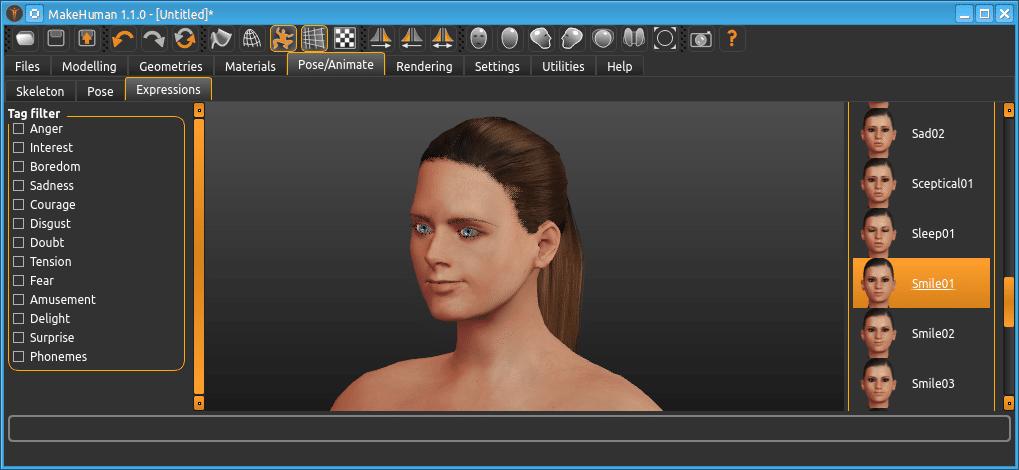 character design software-makehuman