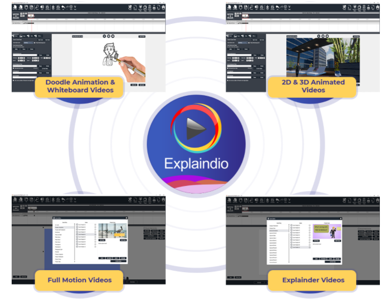 Use whiteboard illustration software to make attention-getting whiteboard explainer videos