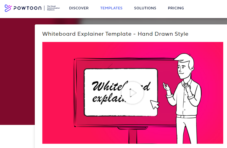 whiteboard illustration software saves your time and money in making pro whiteboard explainer videos.