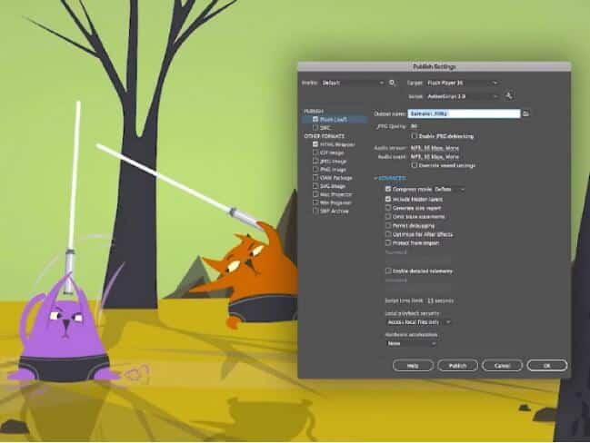 Skeletal Animation Software