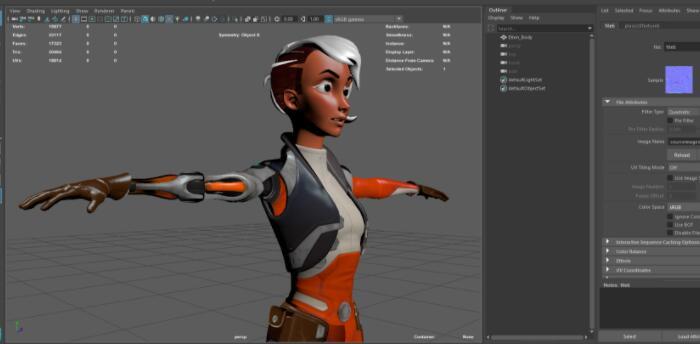 Skeletal Animation Software TOP7