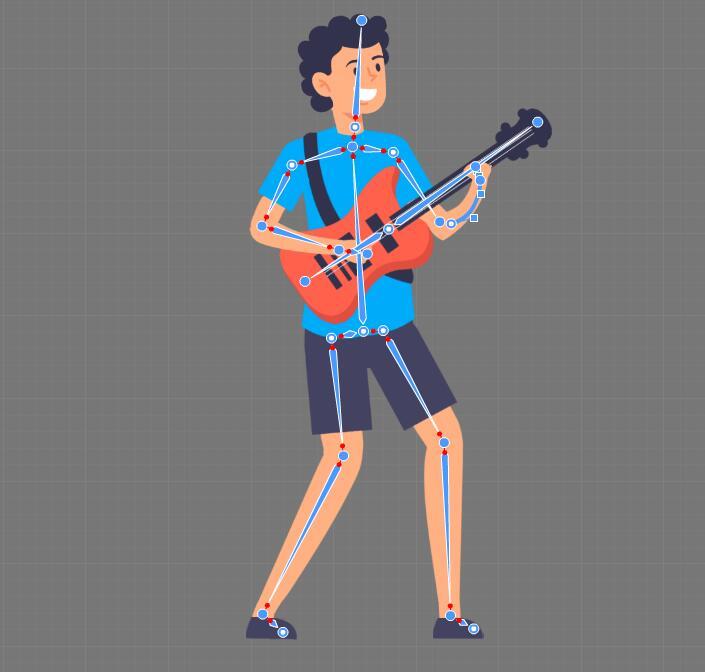Skeletal Animation Software-top1
