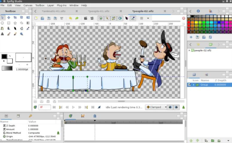 Skeletal Animation Software TOP 9