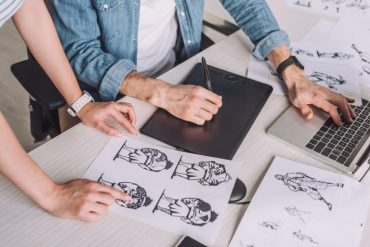 Use these drawing animation apps instead of drawing animation frame by frame!