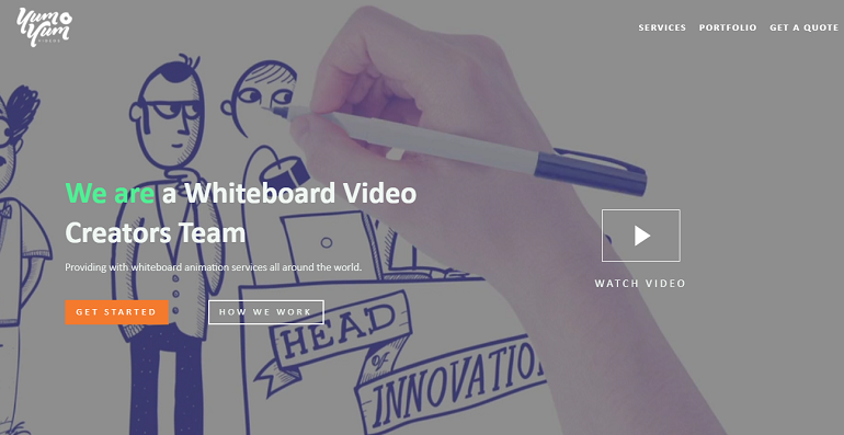 Yum Yum Videos Whiteboard Animation Company