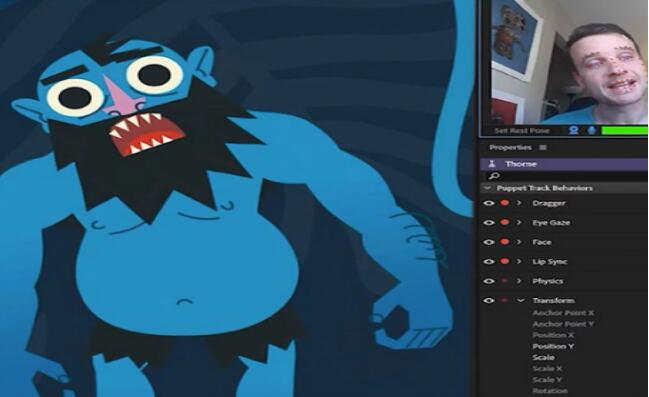 character rigging animation software TOP10 Adobe Character Animator