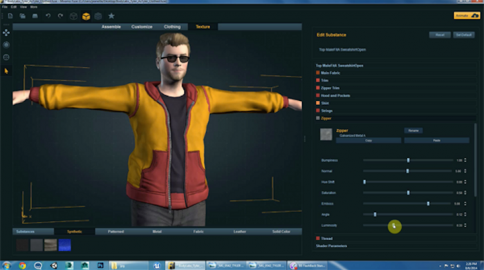 character rigging animation software TOP4 Mixamo
